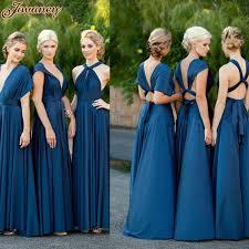 convertible bridesmaid dresses convertible chiffon prom dress v neck sleeve