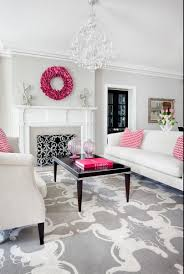 Pink Living Room by Just Living Rooms U2013 Modern House