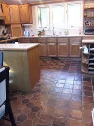 does anyone regrets about doing carpet tile in the kitchen