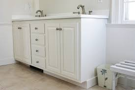 Bathroom Cabinets Built In Built In Bathroom Sink Crafts Home