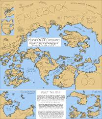 2007 World Map by Map Of Online Communities 2010 Vs 2007 Pictures Huffpost