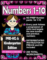 free math worksheets number 3 for pre kg u0026 kindergarten counting
