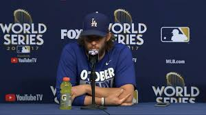 clayton kershaw ready for world series game 5 mlb com