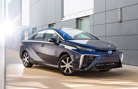 latest toyota cars 2016 car and driver reviews 2016 toyota mirai not a sport sedan