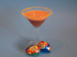 martini peep candy shake bake and party
