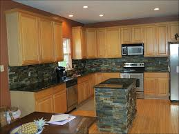 rock backsplash kitchen home design ideas and pictures
