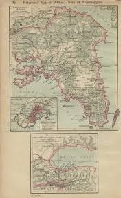 Map Of Ancient Greece Historical Atlas By William R Shepherd Perry Castañeda Map