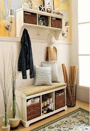 chic white indoor entryway coat rack and storage benches lamidge