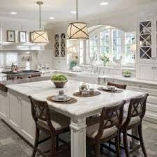 large kitchen island with seating and storage 30 bright and white kitchens large kitchen island storage and
