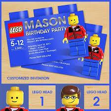 lego birthday invitations printable lego invitation teddy ted