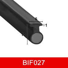 bi fold shower door seal bif027