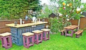 Ideas For Gardening Pallet Ideas For Gardening Pallet Furniture Ideas Garden Bar