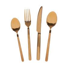 20 george at asda 16 piece midas cutlery set luna