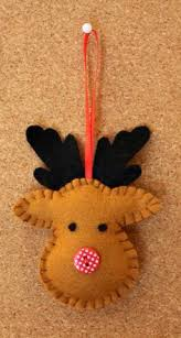 Felt Christmas Decorations Reindeer by Christmas Felt Crafts Parte 1 Okay So This Is Some Other