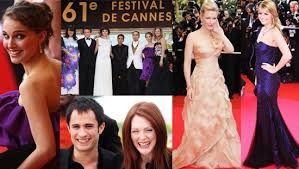 Julianne Moore Blindness 61st Cannes Film Festival Begins With Julianne Moore U0027s