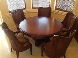 drexel heritage dining chairs