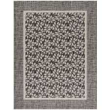 Indoor Outdoor Rugs Home Depot by Nourison Aloha Green 9 Ft 6 In X 13 Ft Indoor Outdoor Area Rug
