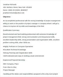 manager resume examples 23 free word pdf documents download