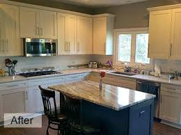 kitchen cabinet refacing kitchener waterloo perfect ideas in
