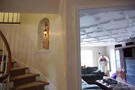 crown molding with ceiling inlay chicago ornamental plastering