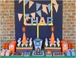 football themed baby shower 50 amazing baby shower ideas for boys baby shower themes for boys