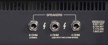 how to hook up head and cabinet mesa boogie speaker impedance matching and hook up part 1 mesa