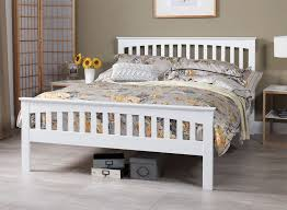 King Size Shabby Chic Bed by Bed Frame Shabby Chic Double Bed Frame White Double Bed Shabby