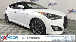 2016 hyundai veloster used 2016 hyundai veloster turbo 3d hatchback in louisville