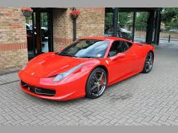 how much is 458 italia 458 for sale salno dermon
