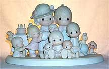 precious moments figurines by enesco