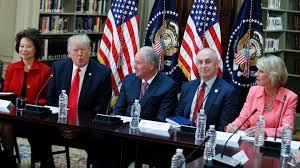 Trump Nafta Changes Trump Promises U0027pleasant Surprises U0027 On Nafta In Meeting With Ceos