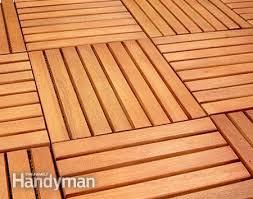 How To Make A Wooden Patio How To Build A Deck Over A Concrete Patio Concrete Patios
