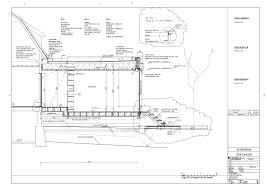 twin tower 66th floor floor plan construction document