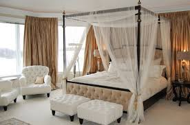 Iron Canopy Bed Iron Canopy Bed To Give Beautiful Soft And Lovely Accents