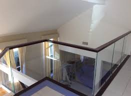 Glass Handrails For Stairs Projects Frameless Glass Pool Fencing Sydney Mirage Frameless Glass