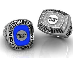 custom rings with images Custom championship ring with custom logo baron championship rings jpg