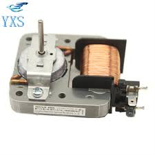 ac fan motor gets yz e6120 ac 220 240v 18w 2 pin 2600rpm microwave fan motor in