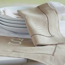 pottery barn table linens how to choose table linens personalize it pinterest linens