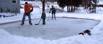 Backyard Rink Liner by Backyard Project Ice Rink Gregshead