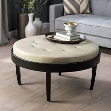 Coffee Table With Storage Uk - ottoman round storage ottoman coffee table full size of fabric