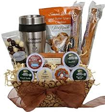 k cup gift basket common grounds k cup coffee lover s gift basket