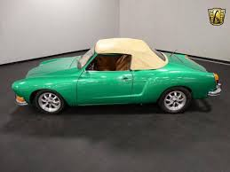 1974 Volkswagen Karmann Ghia For Sale 2042497 Hemmings Motor News