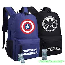 compare prices captain america book bag shopping buy