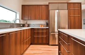 Wood Grain Laminate Cabinets Keeping The Character A Mid Century Remodel Build Blog