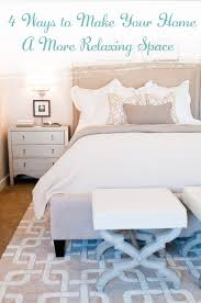 Relaxing Home Decor Create A More Relaxing Space Home Decor Tamera Mowry