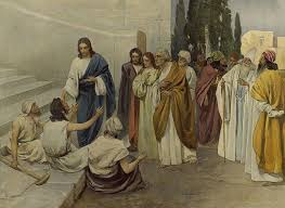 On His Blindness Questions And Answers Sunday Of The Blind Man Questions And Answers Orthochristian Com