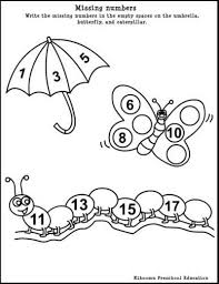 missing number worksheet new 710 missing number worksheet caterpillar