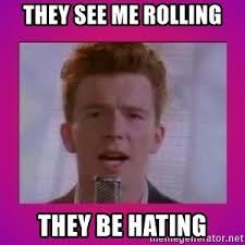 Rick Roll Memes - rick roll meme generator