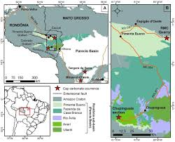 The New Occurrence Of Marinoan Cap Carbonate In Brazil The