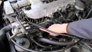 1986 to 1993 mercedes diesel injection pump fuel leaks common